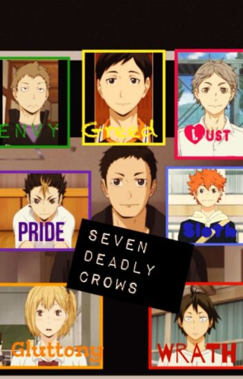 Seven Deadly Crows
