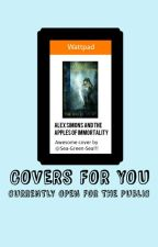 covers and icons for you // open! by miraculouslykawaii
