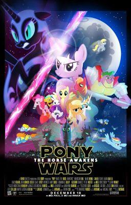 My Little Pony Equestria Girls Star Wars Force Awakens