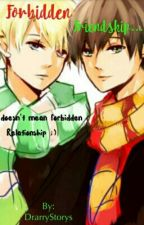 Forbidden Friendship (Scorpius×Albus) by DrarryStorys