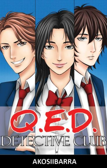 Q.E.D. Detective Club