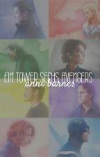 Ein Tower, sechs Avengers by anni_barnes