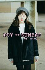 pcy ++ Sunbae by joytrasher