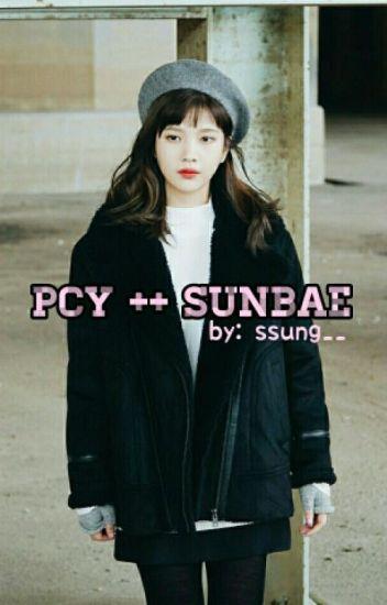 pcy ++ Sunbae