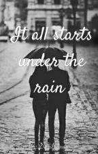 Rain by GuessWhoWriter
