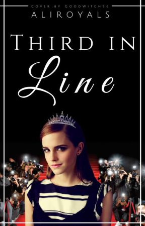 Third In Line (Will and Kate AU) by BritGirlAli
