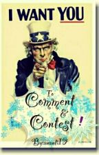 Comment & Contest! by ananti19