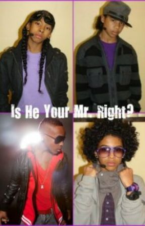 Is He Your Mr. Right? (Mindless Behavior Love Story) by kereishadiamond