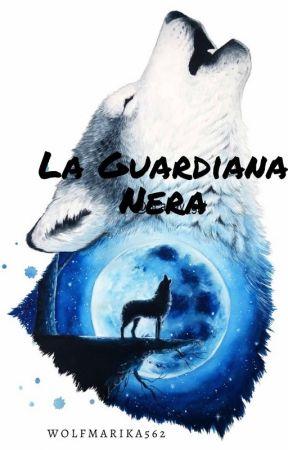 La Guardiana Nera by WolfMarika562