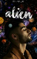 Alien 1 [Z.M] by nil_rz
