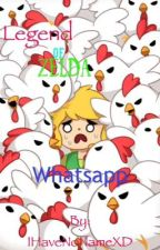The Legend of Zelda WhatsApp  by IHaveNoNameXD