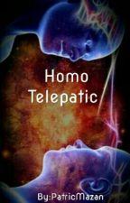 Homo Telepatic  by PatricMazan