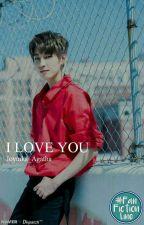 I Love You  ; Wonwoo-Eunha by Jovinka_Agatha