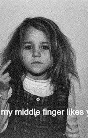 La Neri Wattpad Capelli Fan Piccola Di Marilyn Manson 67Ygybfv
