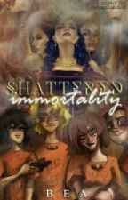 [ shattered immortality ➤ heroes of olympus ] by -azkabane-