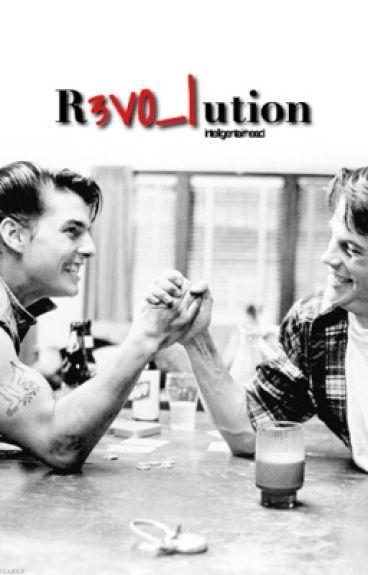 Revolution - An Outsiders / Sodapop Fanfic by intelligentairhead