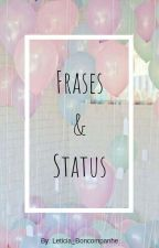 Frases & Status by Just_A_RandomGirl