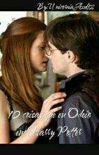 10 Coisas Que Eu Odeio Em Harry Potter by UnicorniaAzul12