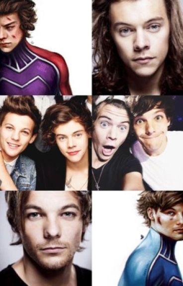 A Superhero Love (L.S)