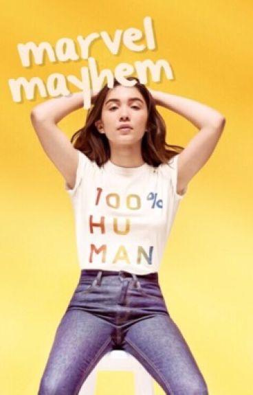 marvel mayhem ➸ tom holland