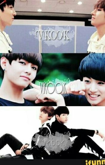 Diary Book VKook/TaeKook