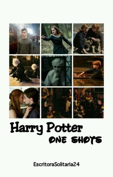 One Shots ~ Harry Potter