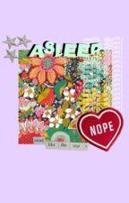 asleep || c. diggory  by thomasbrohdear