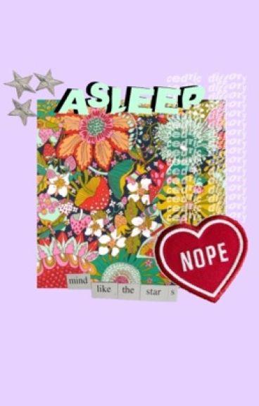 asleep || c. diggory