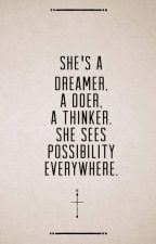 Dreamer girl by wwriterslife