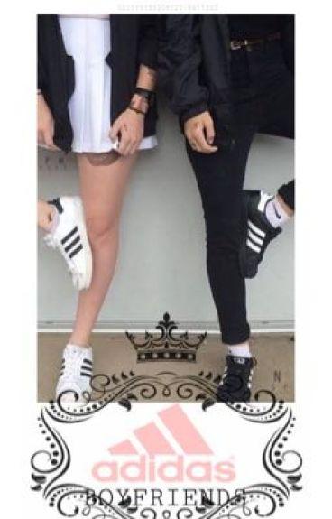»Adidas-Boyfriends«