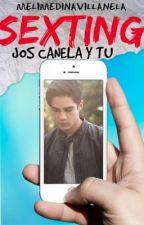 Sexting||»J.C«||TERMINADA #FanficsANaranja by MadelineVillanela