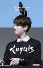 Royals ➳ VKook by jungkookie_jjk