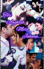 Ishra SS: Teri Aaghosh Mera Jahaan by anu99967