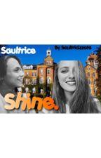 Shine. ||Betrice Vendramin by carlottastories