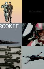 Rookie [A Poe Dameron x Reader Short Story] by violaeades