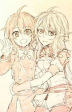 Owari No Seraph Fanfic\ Yuu's Little Sister  by KJade26