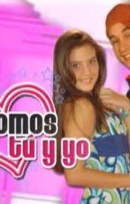 Canciones somos tú & yo  by l-a-u-r-a-2112