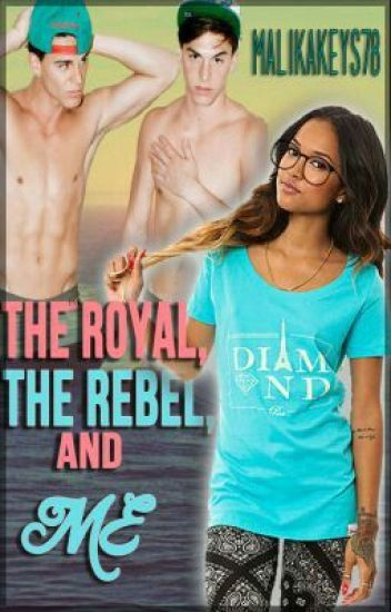 The Royal, The Rebel, and Me