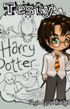 Harry Potter test... by luxicek2001