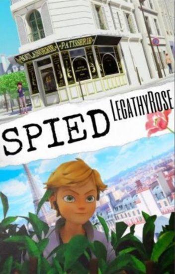 Spied || Miraculous Ladybug