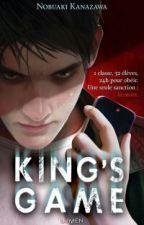 King's Game by ButterflysInUrHeart