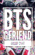 GROUP CHAT [BTS×GFRIEND] by ohanana30
