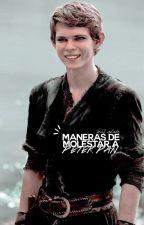 Maneras De Molestar A Peter Pan by austinbutIer