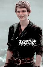 Maneras De Molestar A Peter Pan by fIaminhos