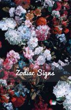 Zodiac Signs by blorettag