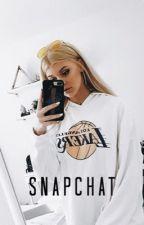 Snapchat// H.G. by flatlinematthew
