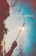 Years together. [Verkwan] by boo_dyo