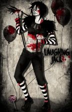 *Io e Laughing jack* by CatiaLeone
