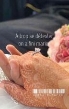 Lydia_et_Karim:À trop se détester on à fini marier. by LydiaetKarim