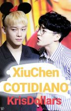 ChenMin Cotidiano by FanFanJinDae